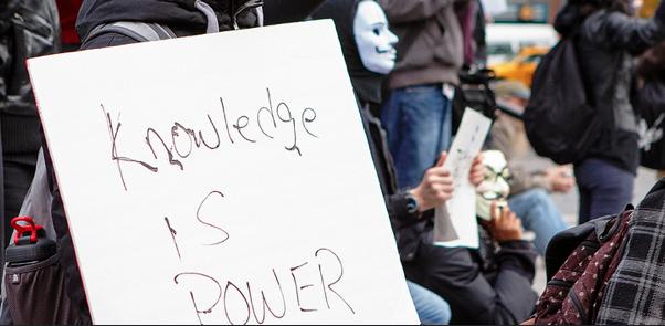 Il potere del sapere